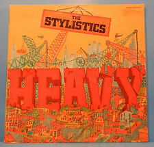 THE STYLISTICS HEAVY LP 1974 ORIGINAL PRESS SOUL/FUNK  GREAT COND! VG+/VG+!!