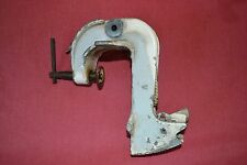 Elgin Sears McCulloch 7.5 hp Outboard Engine Transom Clamp Bracket