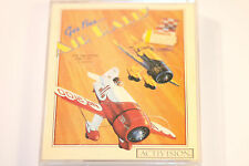 GEE BEE AIR RALLY SPECTRUM 48K 128K + BY ACTIVISION  SOFTWARE (RACING GAME) 1987