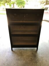 Authentic Macey Barrister Bookcase / 3 Stacks