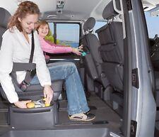 "MULTIBOX CarryBag, ""Leder Titanschwarz"" VW T6/T5, California Beach, Multivan"