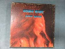 JANIS JOPLIN: I Got Dem Ol' Kozmic Blues Again Mama! - Reel To Reel Tape 4 Track