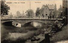 CPA  Delle - Pont sur l'Allaine  (480112)