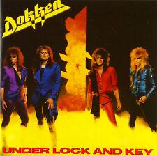 CD-Dokken-under Lock and Key - #a1011