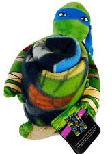 Nickelodeon Teenage Mutatant  Ninja Turtles TMNT Leonardo Plush Blanket Strikes