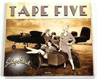 Tape Five SWING PATROL CD 2012 Chin Chin DIGIPACK NUOVO SIGILLATO RARO