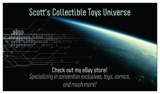 Scott's Collectible Toys Universe