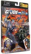 "HASBRO GI JOE 25TH COMIC PACK DESTRO CPL. BREAKER 3 3/4"" ACTION FIGURE SET NEW"