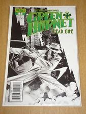 GREEN HORNET YEAR ONE #1 VARIANT DYNAMITE