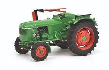 Schuco Deutz D 40 L/D40L MIT Cutting bar Green Tractor Tractor 1:43
