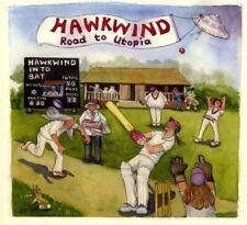 Hawkwind - Road To Utopia, 1 Audio-CD