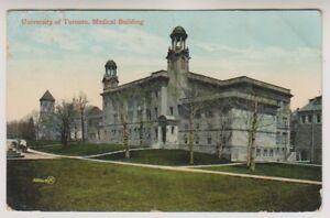 Kanada Postkarte - Universität Von Toronto, Medical Gebäude - P/U (A287)