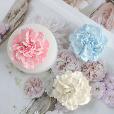 Flower Silicone Candle Mold Soap Wax Making Aromatherapy Crafts Home Decor Diy