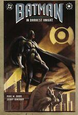 GN/TPB Batman In Darkest Knight 1994 vf+ 8.5 DC Comics Elseworlds Green Lantern