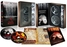 The Blair Witch Project 1 & 2 New Cult Blu-Ray 2-Disc Retro Vhs Boxset