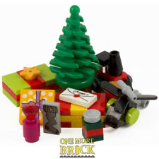 LEGO Presents! Xmas Christmas Tree with Gift Boxes and presents - NEW