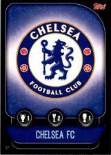 Match Attax Champions League 19/20 - Badge/César Azpilicueta Chelsea No. 37