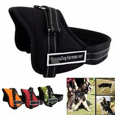 Réglable souple rembourré Non Pull Dog Harness Vest-Small Medium Large Extra Big