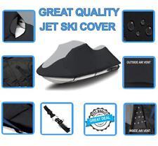 "Tiger Shark TS640 TS770 Jet Ski PWC Trailerable Cover 98 99 111/"" Length 2 SEAT"