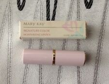 New In Box Mary Kay Signature Color Moisturizing Lipstick Rich Red ~ Fast Ship