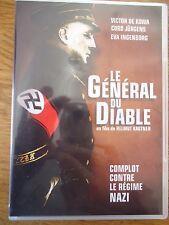 DVD * LE GENERAL DU DIABLE * Helmut Kautner Victor de Kowa Curd Jurgens GUERRE