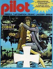fumetto PILOT ANNO 1982 NUMERO 8 NUOVA FRONTIERA