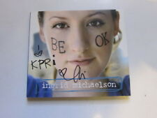 INGRID MICHAELSON    cd  AUTOGRAPHED