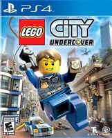 LEGO City Undercover for PlayStation 4 [New PS4]