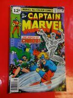 captain marvel   # 61 comic nice Marvel comics Comic book