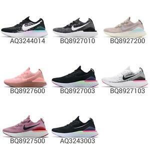 Nike Epic React Flyknit 2 II Kids Junior Women Running Shoes Sneakers Pick 1