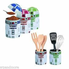 Star Wars Kitchen Storage Jar 3-Pack Set-NEW