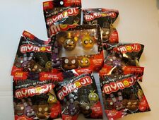 Funko MyMoji - Five Nights At Freddy's - 7 Blind Packs lot - Emoji Toys + Extras