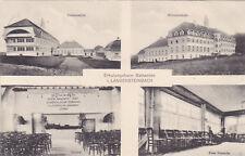 AK-Erholungsheim Bethanien i.Langensteinbach-1915