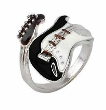 ELECTRIC GUITAR RING  SIZE 9  BRAND NEW GREAT GIFT FOR THE GUITAR LOVER!!!