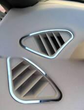 D BMW Z3 Chrom Rahmen für Lüftungsgitter - Edelstahl poliert 2 Teile