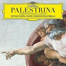 Sistine Chapel Choir Massimo Palombella - Palestrina, The Pope And Merc (NEW CD)