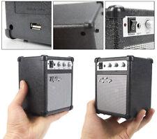 """1/6 Scale Vintage Guitar Amplifier Amp Speaker for 12"""" Action Figure"""
