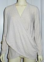 1. State X Jaime Shrayber Cozy Knit Top Sweater, Beige, Size Medium, NWT