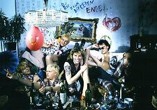 Die Toten Hosen - Awesome Promo Photo 1996 - Campino - Fortuna 95 Düsseldorf