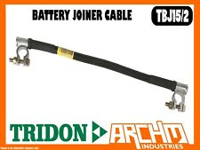 """TRIDON TBJ15/2 - BATTERY JOINER CABLE - SIZE 35mm² (2 B&S) LENGTH 380mm (15"""")"""