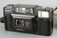 Ricoh FF-3D AF SUPER 35mm Point & Shoot Film Camera 35mm F3.2 Lens # 83