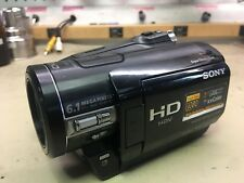 Sony Handycam HDR-HC9 6.1M Pixels High Definition Mini DV Flash 90 Days Warranty