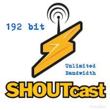 Shoutcast Radio Stream with 10GIG autoDJ 1 Year