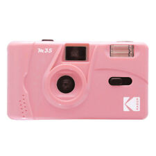 Kodak Vintage Retro M35 35mm Reusable Film Camera Pink Limited Stock