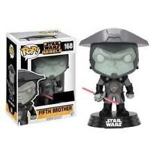 """Exclusivo Star Wars Rebeldes quinto hermano 3.75"""" Vinilo Pop Figura Funko 168 Nuevo"""