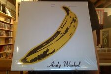 The Velvet Underground & Nico LP sealed vinyl 50th Anniversary reissue gatefold