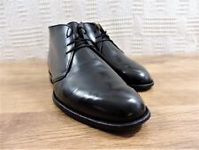 CHURCH'S CHEANEY Uomo Nero Chelsea Chukka Stivali UK 9 US 10 EU 43 F regolari