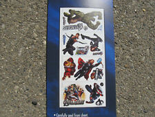 Marvel Avengers Decals Mega * Pack Includes 1 Giant Wall Decal & 17 wall Decals