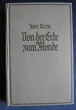 Jules Verne  Von der Erde zum Monde   Weichert Verlag