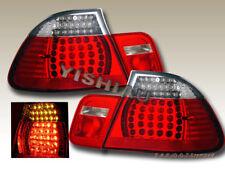 99-03 BMW E46 325 330 328 Tail Lights LED 2DR R/C 00 01 02